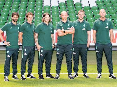 Mit dem vertrauten Trainer-Team soll es in der Saison 2016/2017 besser laufen