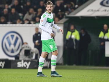Spielt Nicklas Bendtner bald für Nottingham?