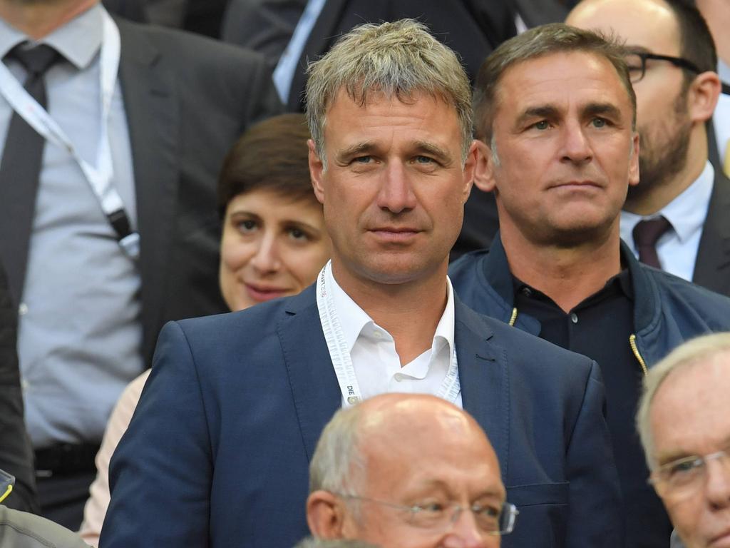 Marco Bode ist mit Bremen auf der Suche nach einem Investor