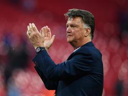Louis van Gaal weist die beste Siegquote aller Champions-League-Trainer mit mindestens 50 Einsätzen auf