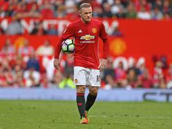 Wayne Rooney wurde nicht für die Three Lions nominiert