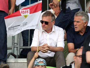 Michael Reschke nimmt die Arbeit beim VfB früher als geplant auf