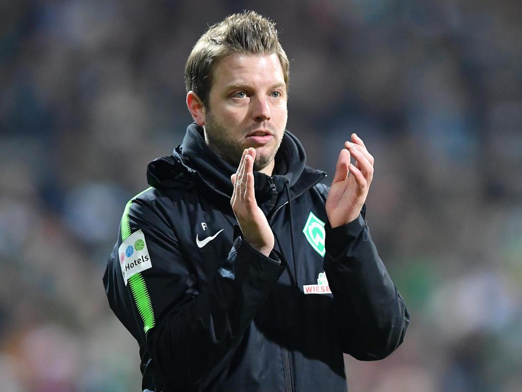 Kohfeldt bleibt Cheftrainer von Werder Bremen