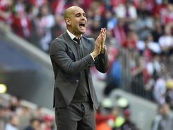 """Pep Guardiola hat in der Champions League noch eine """"Kugel"""" im Lauf"""