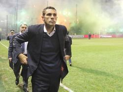 Gustavo Poyet heuert zur kommenden Saison bei Betis an