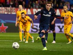 Antoine Griezmann bleibt in Madrid