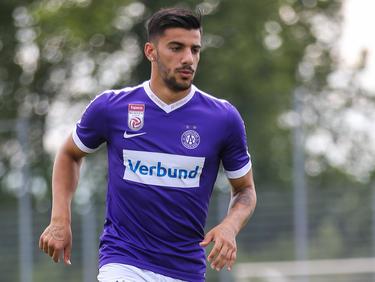 Marios Pechlivanis verlässt die Austria