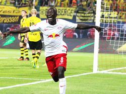 Joker Naby Keita trifft und sichert Leipzig einen Dreier gegen den BVB