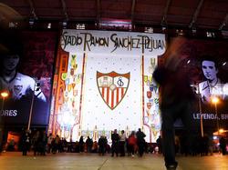 El Ramón Sánchez Pizjuán volvió a ser un fortín. (Foto: Getty)
