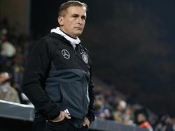 Stefan Kuntz will den EM-Titel nach Deutschland holen