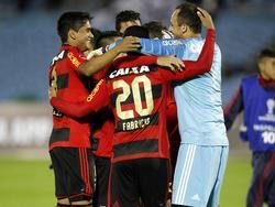 Sport Club Recife estará en la siguiente ronda pese a sufrir. (Foto: Imago)