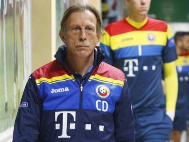 Behält seinen Trainerjob: Christoph Daum