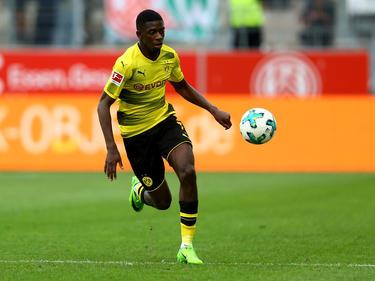 Ousmane Dembélé geht bei Borussia Dortmund in seine zweite Saison