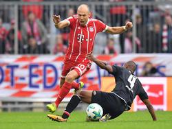 Arjen Robben wird nicht mit nach Gelsenkirchen reisen