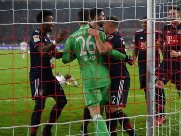 Bayern-Torwart Sven Ulreich wurde in Stuttgart böse empfangen