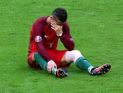 Cristiano Ronaldo: Eine Leidensgeschichte biblischen Ausmaßes?