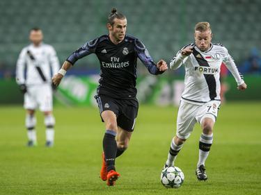 """Bale afirmó que fue """"raro jugar en un estadio vacío"""". (Foto: Imago)"""