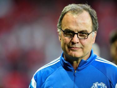Bielsa como entrenador del Marsella (Foto: Getty)