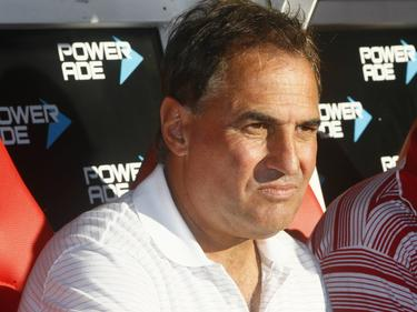Belgrano-Trainer Leonardo Madelón