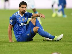 Sami Khedira wird Juve im Pokalfinale fehlen