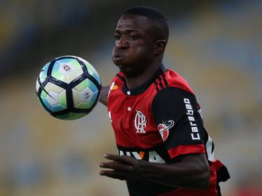 Vinicius Junior ya pertenece al Real Madrid (Foto: Getty)