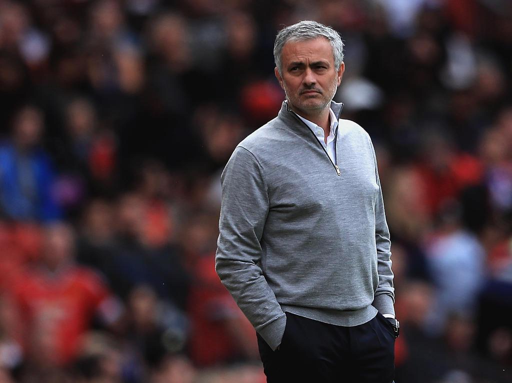 ManUnited-Coach Mourinho wegen Steuerhinterziehung angezeigt
