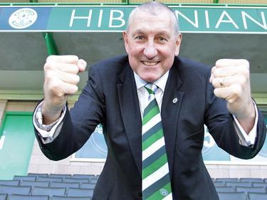 Terry Butcher hat sein erstes Edinburgh Derby gewonnen