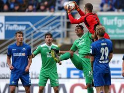 Paderborn und 1860 treffen im Abstiegskampf aufeinander