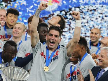 Champions League oder Abschied - Salzburg-Kapitän Jonatan Sorianos Zukunft entscheidet sich in diesem Sommer