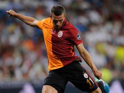 Podolski steht mit Galatasaray im türkischen Pokalfinale