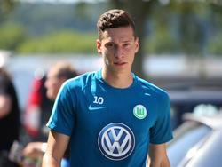Julian Draxler will den VfL Wolfsburg verlassen