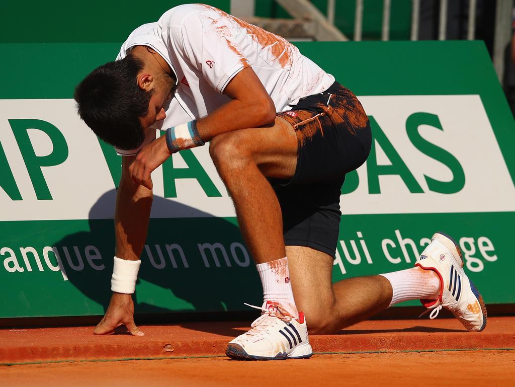 Tennisstar Djokovic trennt sich von weiteren Trainern