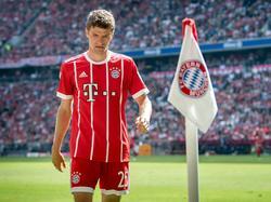 Möchte in der neuen Saison wieder angreifen: Thomas Müller