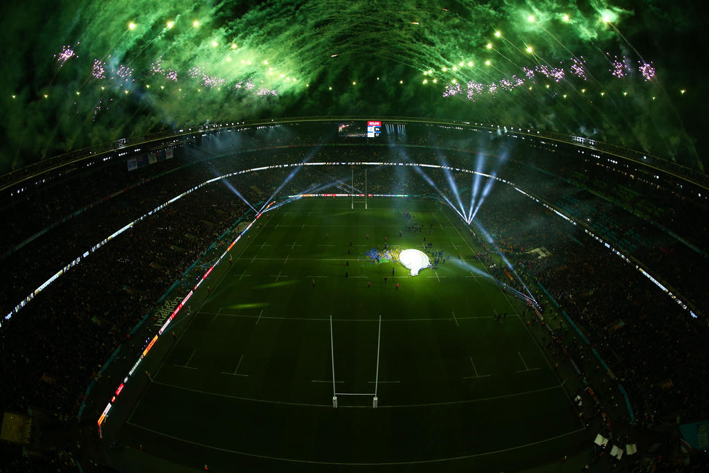 Twickenham Stadium - Rugby
