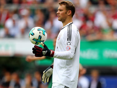 Manuel Neuer steht wieder beim FC Bayern München im Tor
