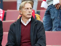 Christoph Daum trainierte zweimal in seiner Karriere den 1. FC Köln