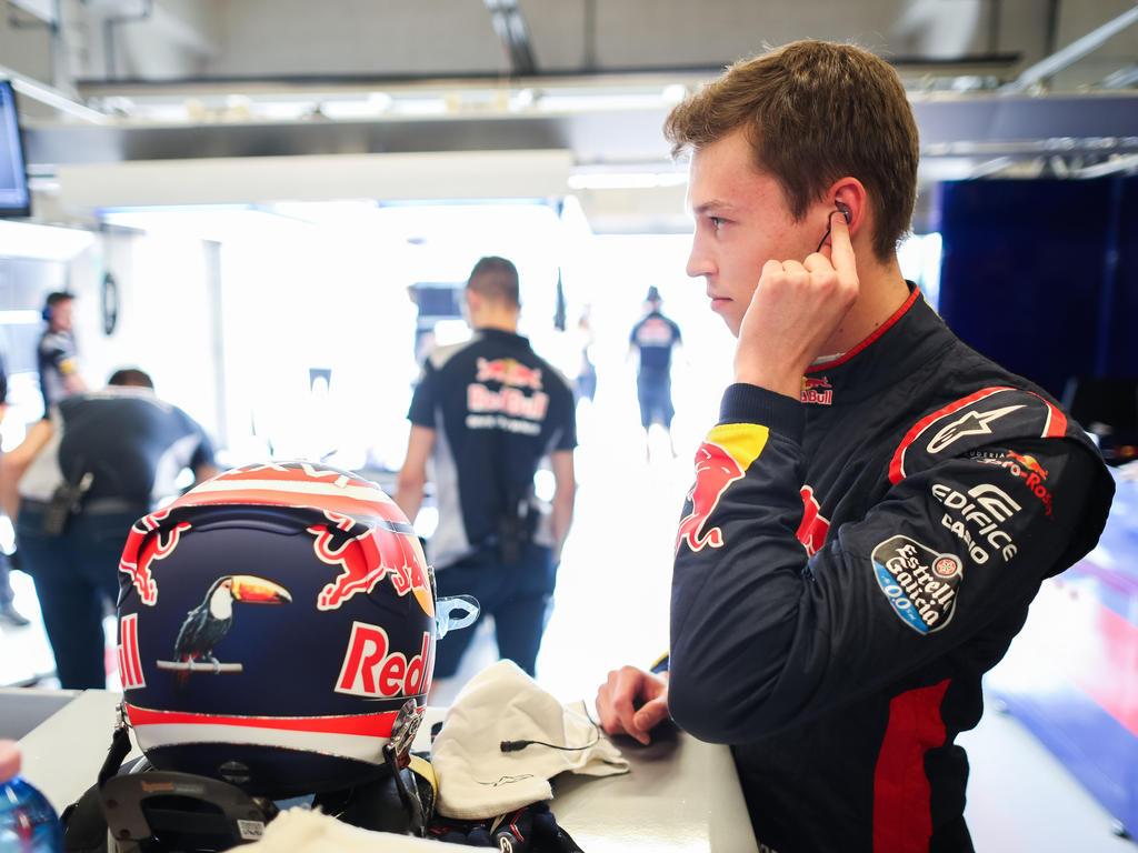 Kann Daniil Kwjat noch einmal in die Formel 1 zurückkehren?