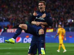 Antoine Griezmann soll vor einem Wechsel zum FC Barcelona stehen