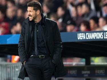 Atlético Madrids Coach Diego Simeone ist für drei Spiele gesperrt worden.