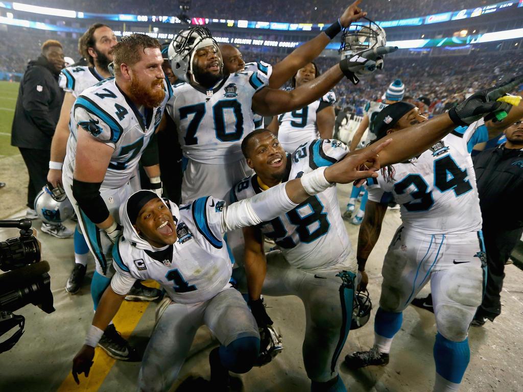 Panthers triumphieren