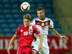 Alemania es segunda de grupo a un punto de Polonia, líder. (Foto: Getty)