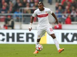 VfB-Profi Serey Dié kehrte ins Training zurück