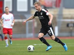 Max Jansen wechselt nach Sandhausen