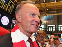 Karl-Heinz Rummenigge kritisiert seit Jahren den Confed-Cup