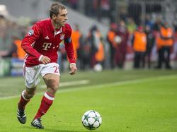 Philipp Lahm glaubt, der FCB ist noch nicht reif für den CL-Titel