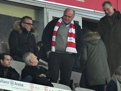 Uli Hoeneß will eine schnelle Lösung für den Sportdirektor-Posten beim FCB