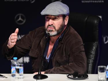Ist und bleibt ein harter Hund: Éric Cantona