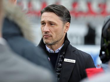 Niko Kovač freut sich auf das Duell mit Pál Dárdai, hat aber einige Personalsorgen