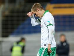 Aron Jóhannsson spielt seit 2015 für Werder Bremen