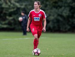 In der laufenden Saison kam Meister 14-mal für Potsdam in der Bundesliga zum Einsatz.